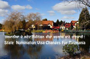 Episode 19   Immigration   State Nomination Visa Changes For Tasmania