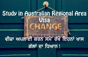 Episode 17   Immigration   Regional Area Study Visa changes for Australia