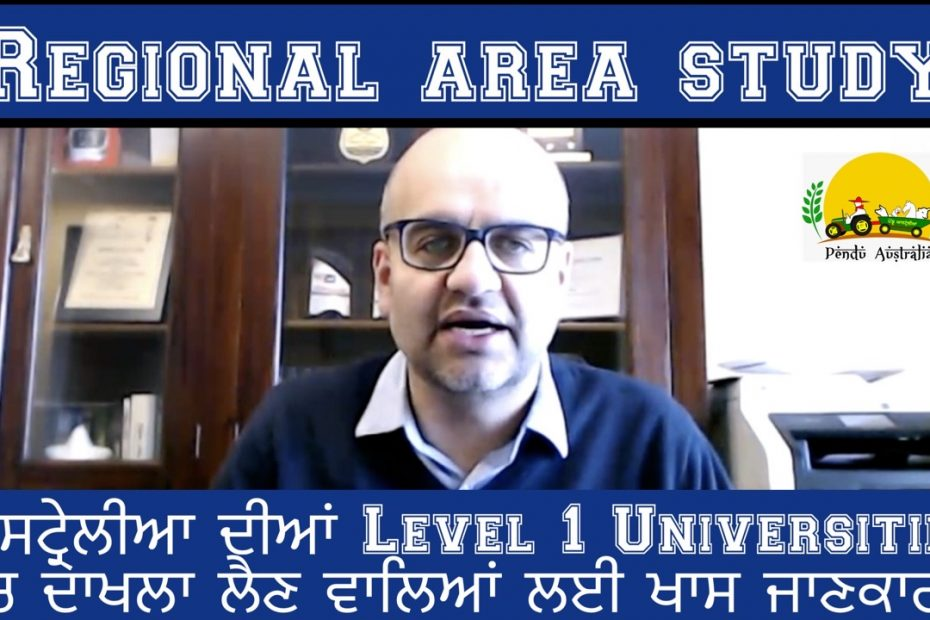 Episode 55 | Immigration | Information about Level 1 universities in Regional area