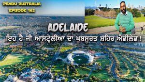 Episode 162 | Pendu Australia | Adelaide City Tour